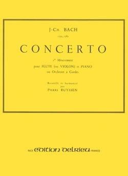 Concerto 1er Mouvement - Flûte piano laflutedepan