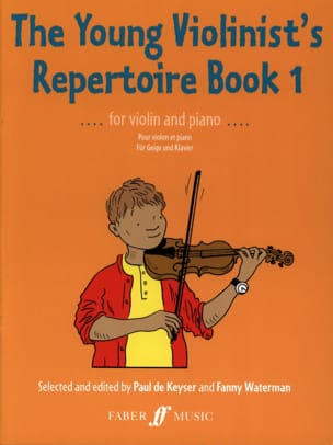 The young Violonist' s repertoire, book 1 laflutedepan