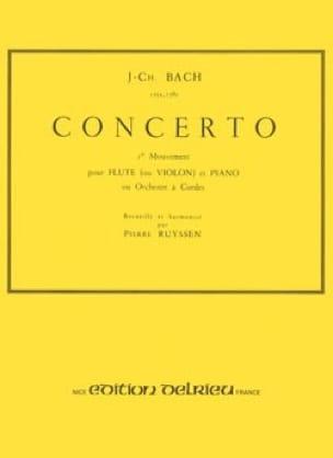 Concerto 1er Mouvement - Flûte piano - laflutedepan.com