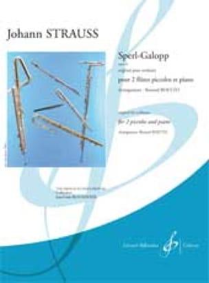 Sperl-Galopp Op. 42 - Johann (Père) Strauss - laflutedepan.com