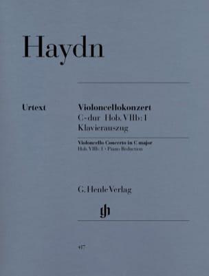 Concerto pour violoncelle en Ut majeur Hob. VIIb:1 HAYDN laflutedepan