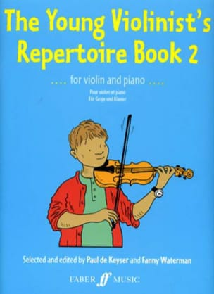 The Young Violonist's Repertoire Volume 2 - laflutedepan.be