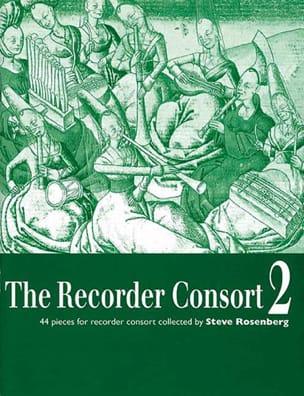 The Recorder Consort Volume 2 Steve Rosenberg Partition laflutedepan