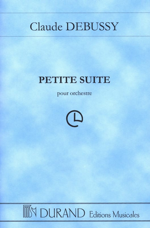 Petite Suite - Orchestre - DEBUSSY - Partition - laflutedepan.com