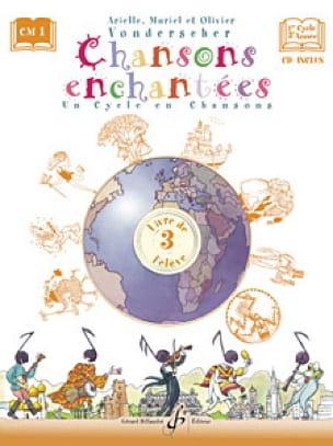 Chansons Enchantées Volume 3 - Partition - laflutedepan.com