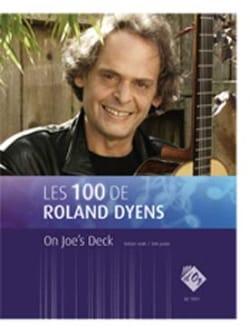 On Joe's Deck Roland Dyens Partition Guitare - laflutedepan