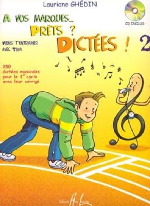 A vos marques, prêts, dictées - Volume 2 Elève - laflutedepan.com
