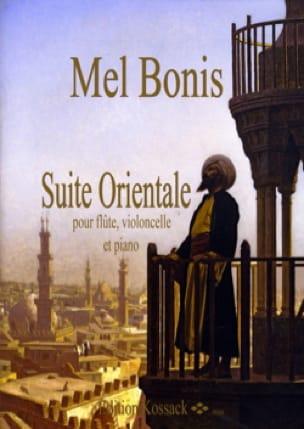 Suite Orientale - Mel Bonis - Partition - Trios - laflutedepan.com