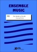 The Barber of Seville -Ensemble ROSSINI Partition laflutedepan
