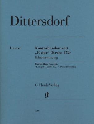 Concerto Mi Majeur - Carl Ditters Von Dittersdorf - laflutedepan.com