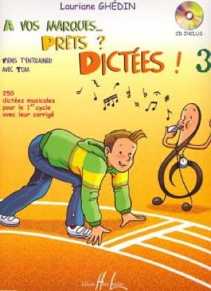A Vos Marques, prêts, dictées - Volume 3 Elève - laflutedepan.com