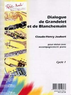 Dialogue de Grandelet et de Blanchemain laflutedepan