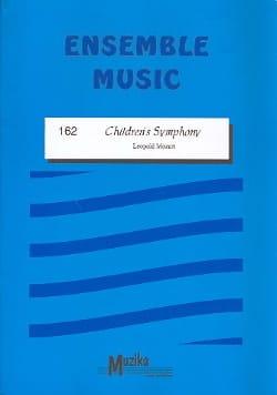 Children's Symphony -Ensemble Leopold Mozart Partition laflutedepan