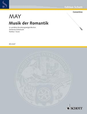 Musik der Romantik -Partitur Partition Grand format - laflutedepan