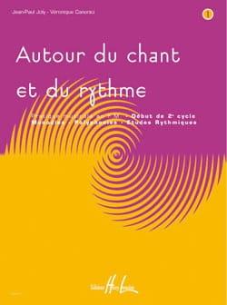 Autour du Chant et du Rythme Volume 1 laflutedepan