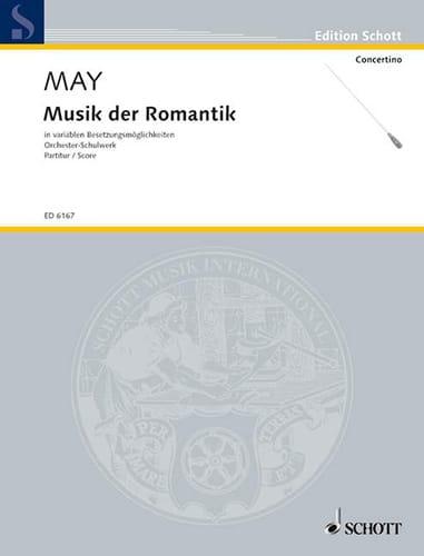 Musik der Romantik -Partitur - Partition - laflutedepan.com