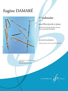 Eugène Damaré - 1st Polish Op. 225 - Partition - di-arezzo.co.uk