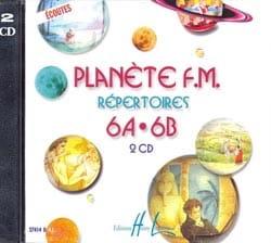 CD - Planète FM Volume 6 - Ecoutes Marguerite Labrousse laflutedepan