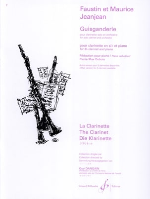 Guisganderie Jeanjean Faustin / Jeanjean Maurice laflutedepan