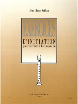 Exercices D'initiation Jean-Claude Veilhan Partition laflutedepan