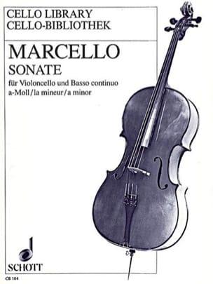 Benedetto Marcello - Sonata the Minor - Partition - di-arezzo.co.uk