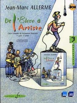 De l'Elève à l'Artiste - Volume 3 - Prof. laflutedepan