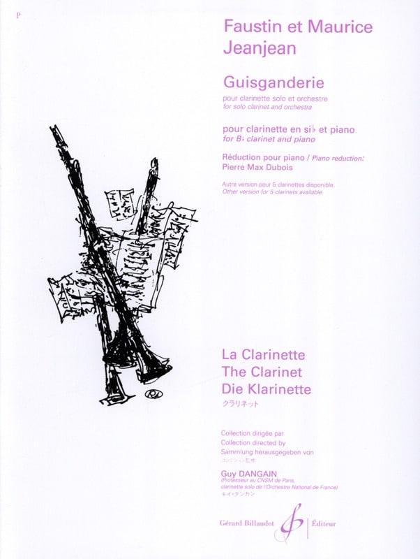 Guisganderie - Jeanjean Faustin / Jeanjean Maurice - laflutedepan.com