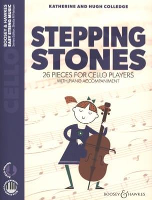 - Stepping Stones - Cello - Partition - di-arezzo.com