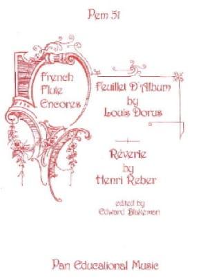French Flute Encores - Flûte et Piano - laflutedepan.com