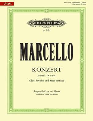 Concerto pour Hautbois en ré mineur - hautbois et piano laflutedepan