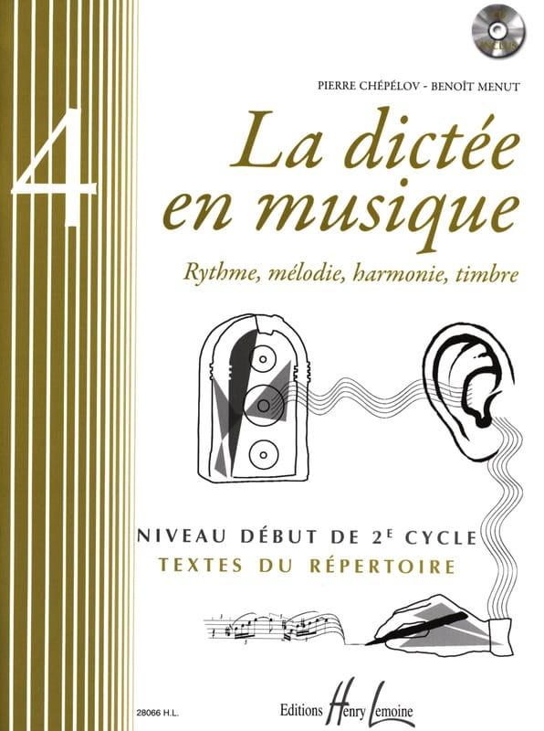 La Dictée en Musique Volume 4 - laflutedepan.com