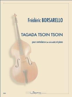 Tagada Tsoin Tsoin Frédéric Borsarello Partition laflutedepan