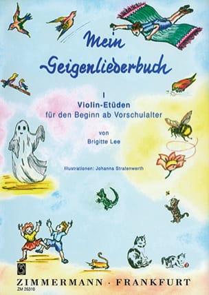 Mein Geigenliederbuch, Band 1 : Grundlagentechnik laflutedepan