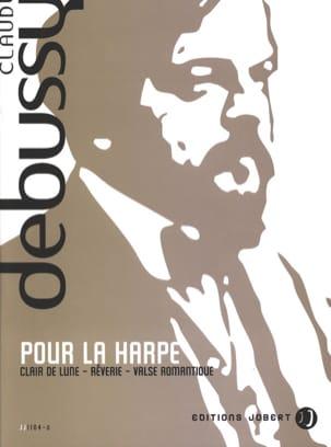 Pour la Harpe DEBUSSY Partition Harpe - laflutedepan