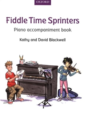 Fiddle Time Sprinters Book 3 - Piano Accompaniment book laflutedepan