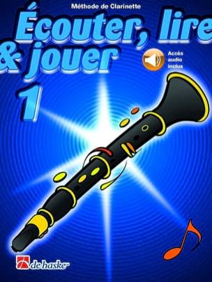 Ecouter Lire et Jouer - Méthode Volume 1 - Clarinette laflutedepan