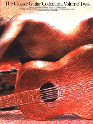 The classic guitar collection - Volume 2 Partition laflutedepan