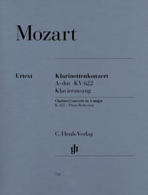 Concerto pour clarinette La majeur KV 622 MOZART laflutedepan