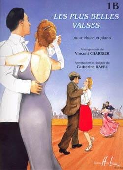 Les plus belles valses - 1B -Violon - laflutedepan.com