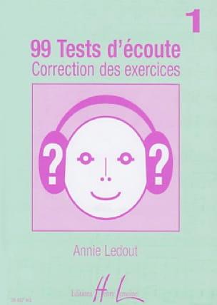 99 Tests d'écoute - Corrigés - Volume 1 - laflutedepan.com