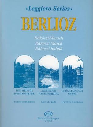 Rakoczi-Marsch - String orch. BERLIOZ Partition laflutedepan