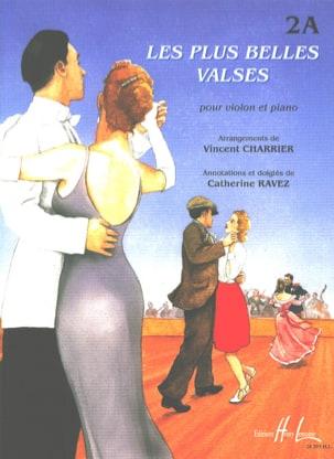 Les plus belles valses - 2A -Violon Vincent Charrier laflutedepan