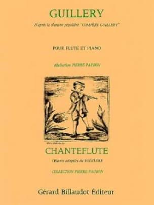 Guillery - Flûte et piano - Pierre Paubon - laflutedepan.com