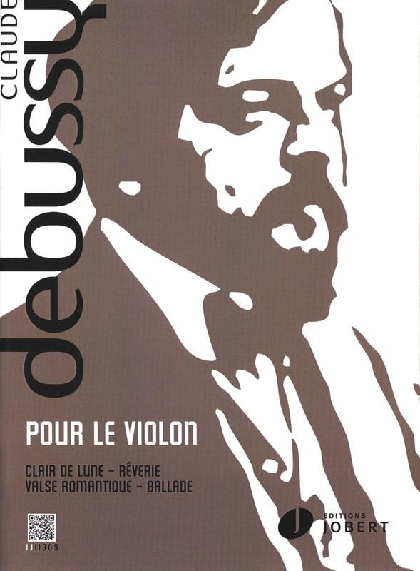 Pour le violon - DEBUSSY - Partition - Violon - laflutedepan.com