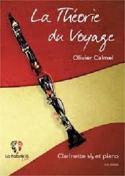 La Théorie du Voyage - Clarinette et piano Olivier Calmel laflutedepan