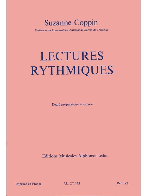 Lectures rythmiques -Préparatoire à moyen - laflutedepan.com