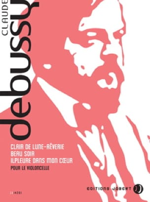Pour le violoncelle - DEBUSSY - Partition - laflutedepan.com