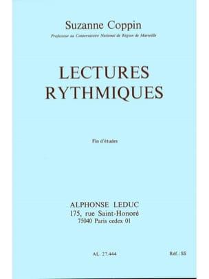 Lectures rythmiques - Fin d'études - Suzanne Coppin - laflutedepan.com