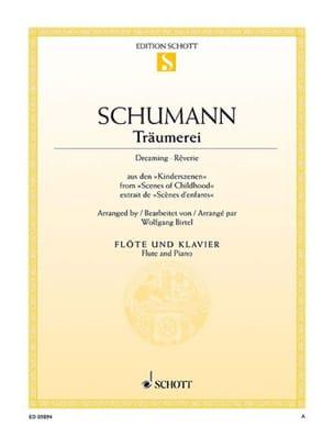 SCHUMANN - Reverie Op.15 N ° 7 - Partition - di-arezzo.com