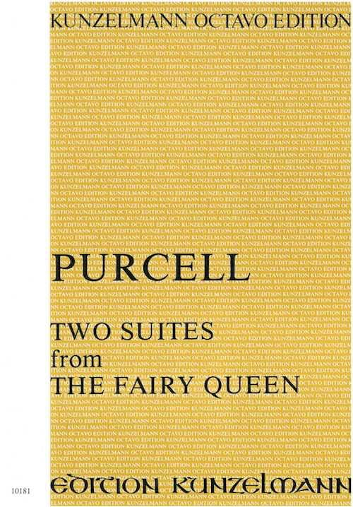 Two Suites from The Fairy Queen - PURCELL - laflutedepan.com